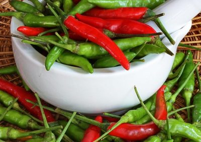 Benefits of eating spicy food
