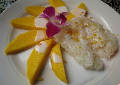 Tropical Dessert